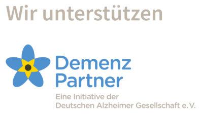 Logo Demenz Partnerschaft