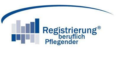 Logo Registrierung beruflich Pflegender